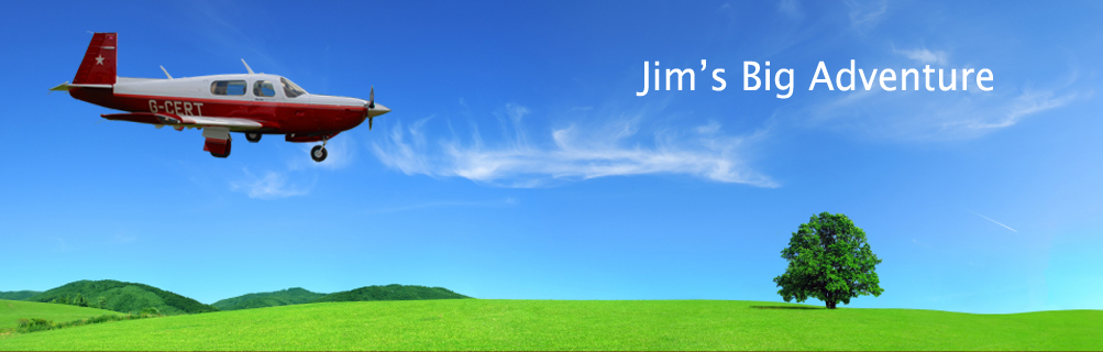 Jim's Big Adventure
